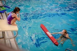 Swimming Lessons | Courts Plus