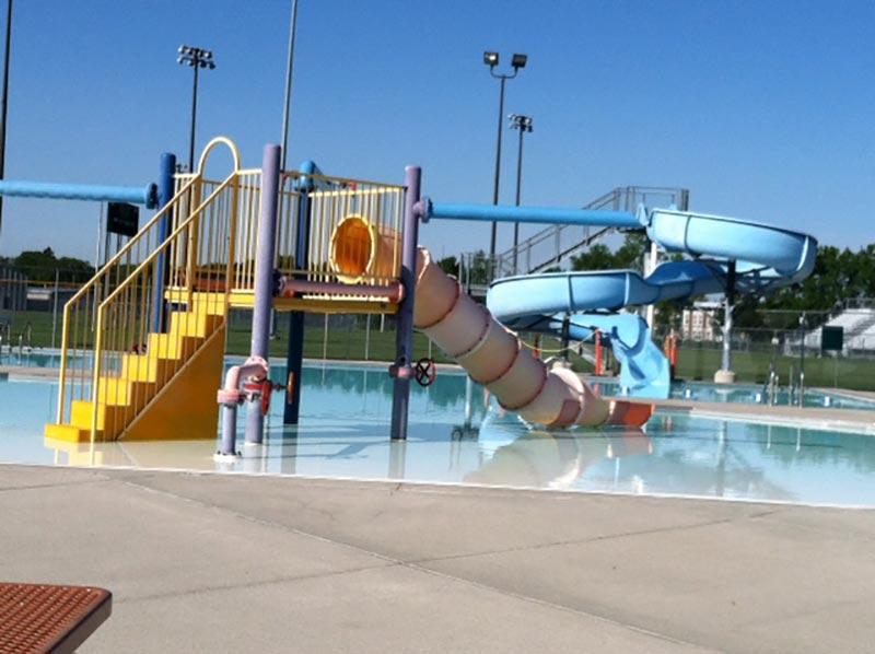 Pools Courts Plus Community Fitness