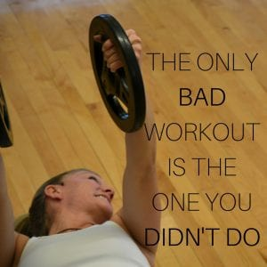 Workout You Didn't Do