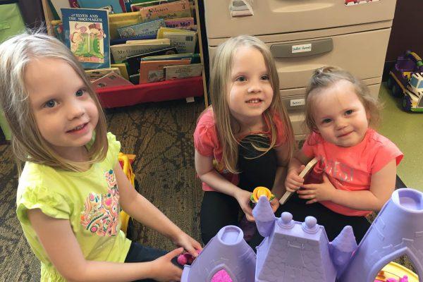 Childcare Castle