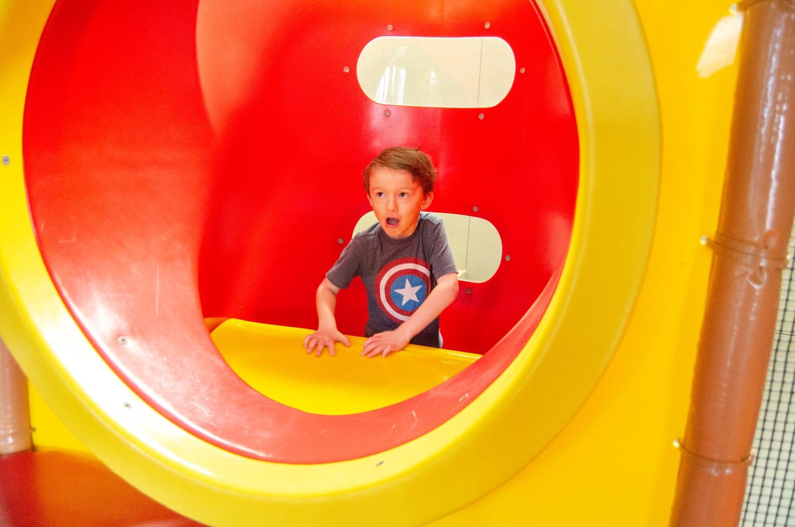 Mother's Day Indoor Playground Discount!